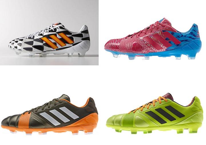 Zapatillas De Futbol Adidas 2014