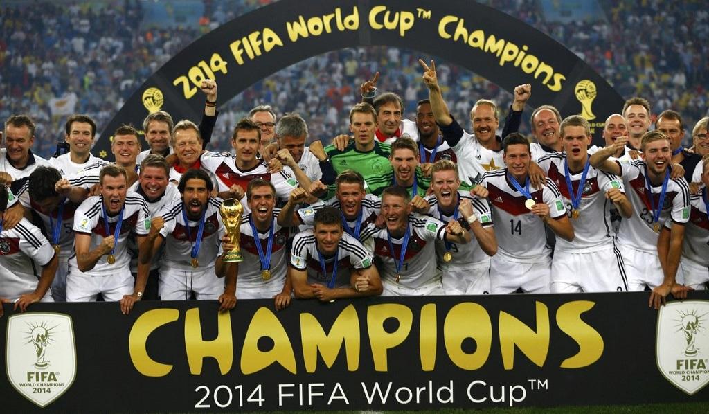 Alemania gana el Mundial