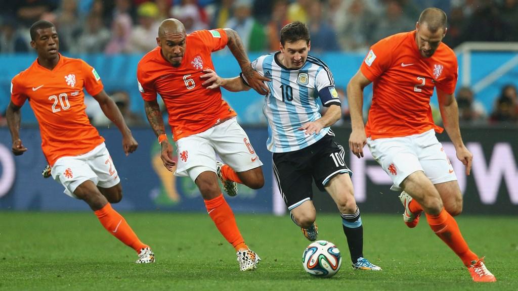 Argentina Holanda 11