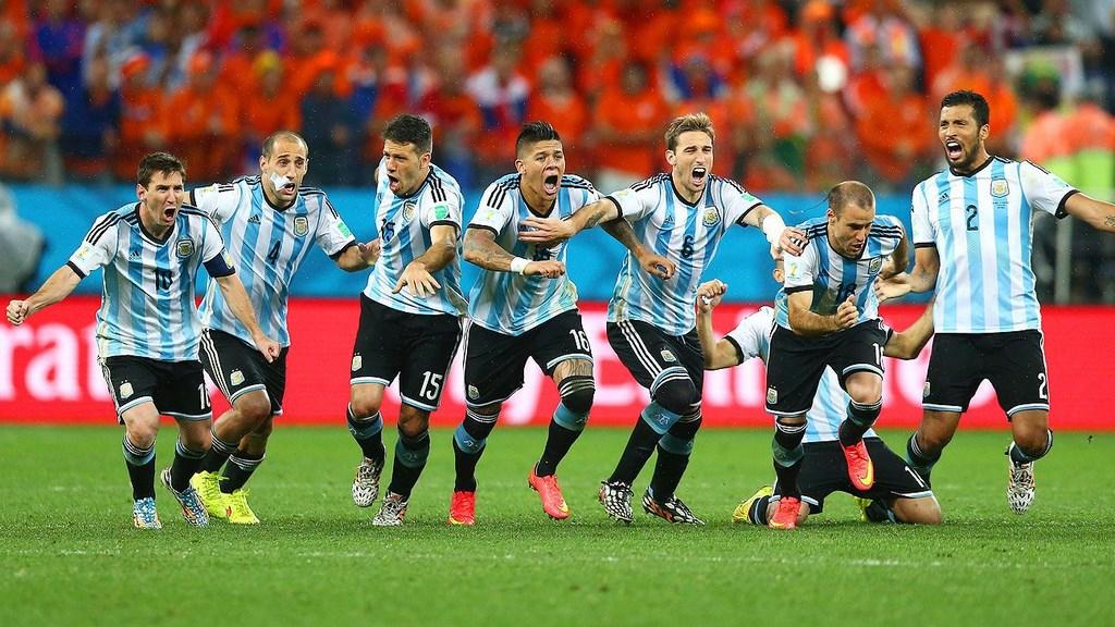 Argentina Holanda 12