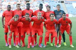 El Barça de Luis Enrique se estrena con victoria