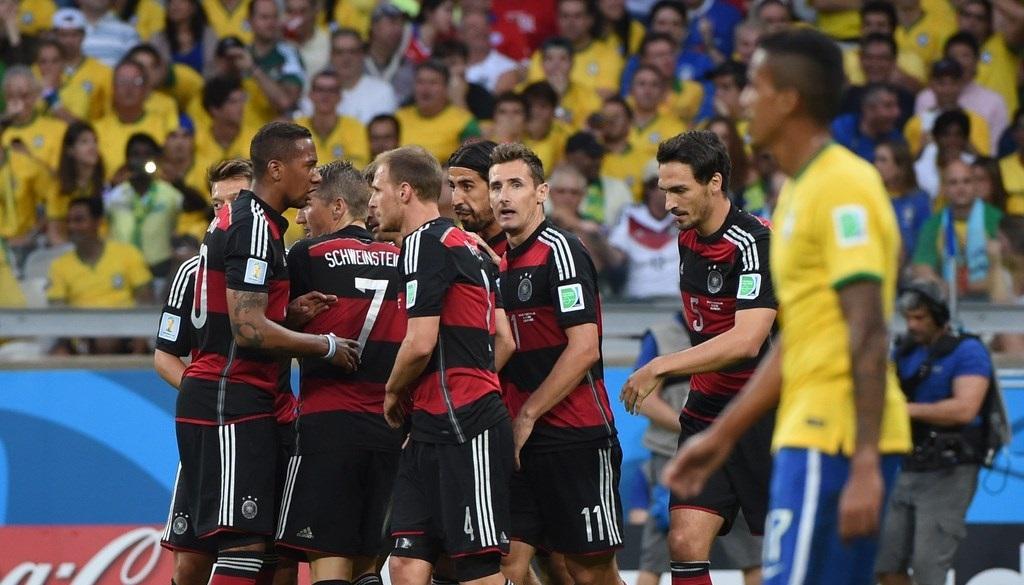 Brasil Alemania 19