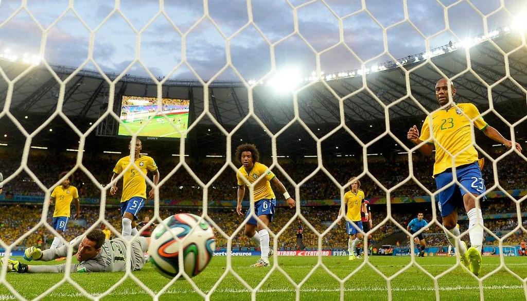 Brasil Alemania 2