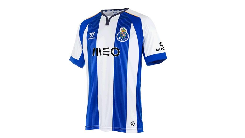 Camiseta Oporto 2014-2015