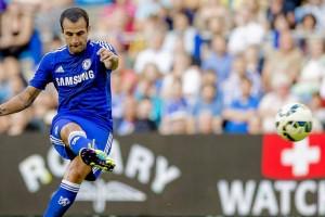 Primer gol de Cesc Fábregas con la camiseta del Chelsea