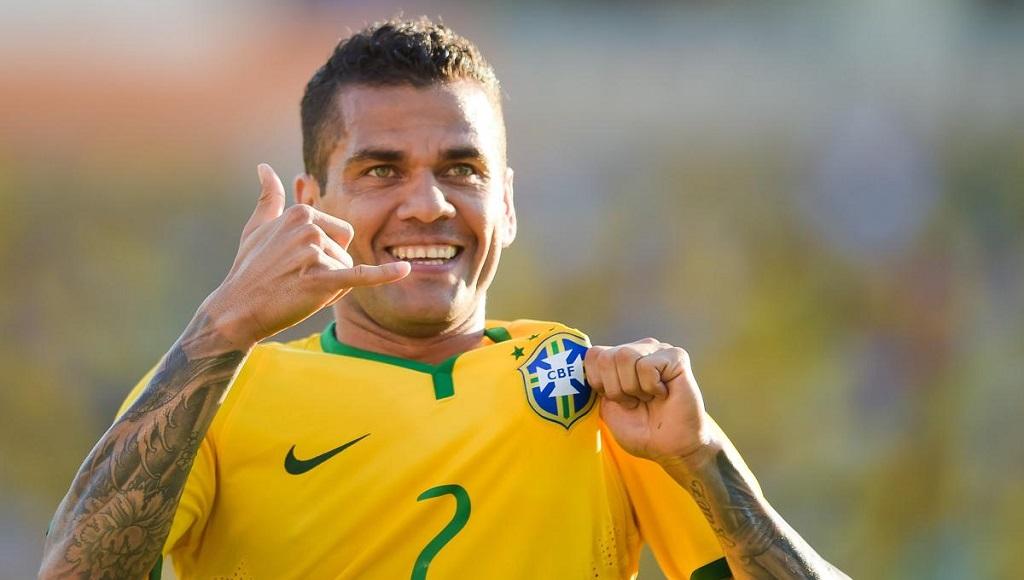 Dani Alves Brasil