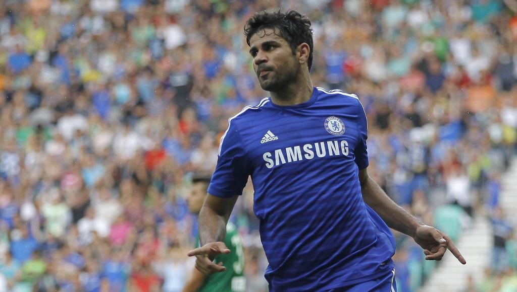 Diego Costa Chelsea gol