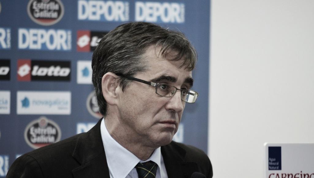 Fernando Vazquez rueda de prensa