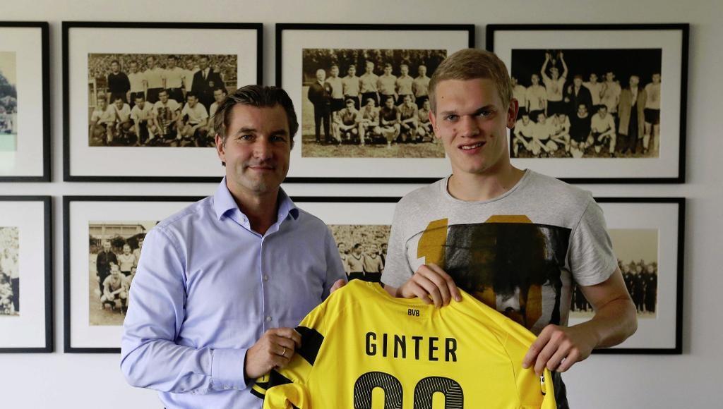 Ginter Dortmund