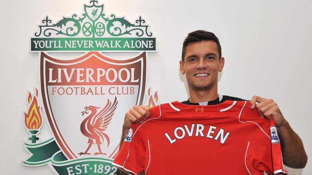Lovren Liverpool