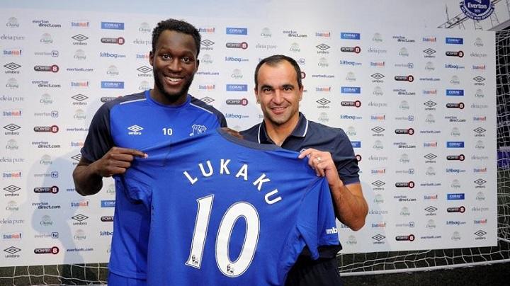 Lukaku Everton