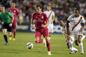 El Madrid pierde su segundo partido de la pretemporada ante la Roma