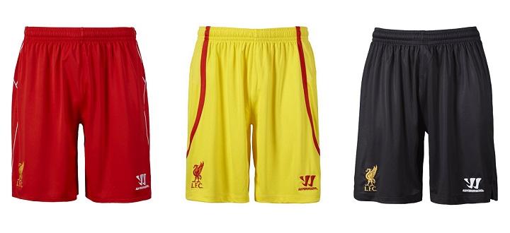 Pantalones Liverpool 2014-2015