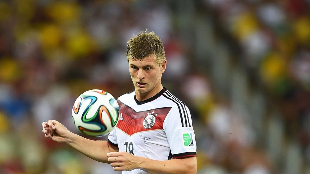 Toni Kroos Alemania