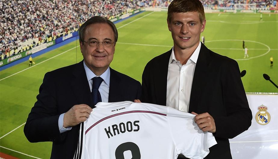 Toni Kroos Real Madrid 7
