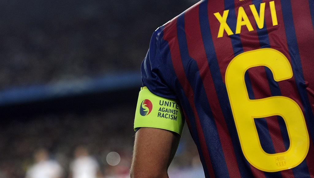 Xavi Hernandez FC Barcelona