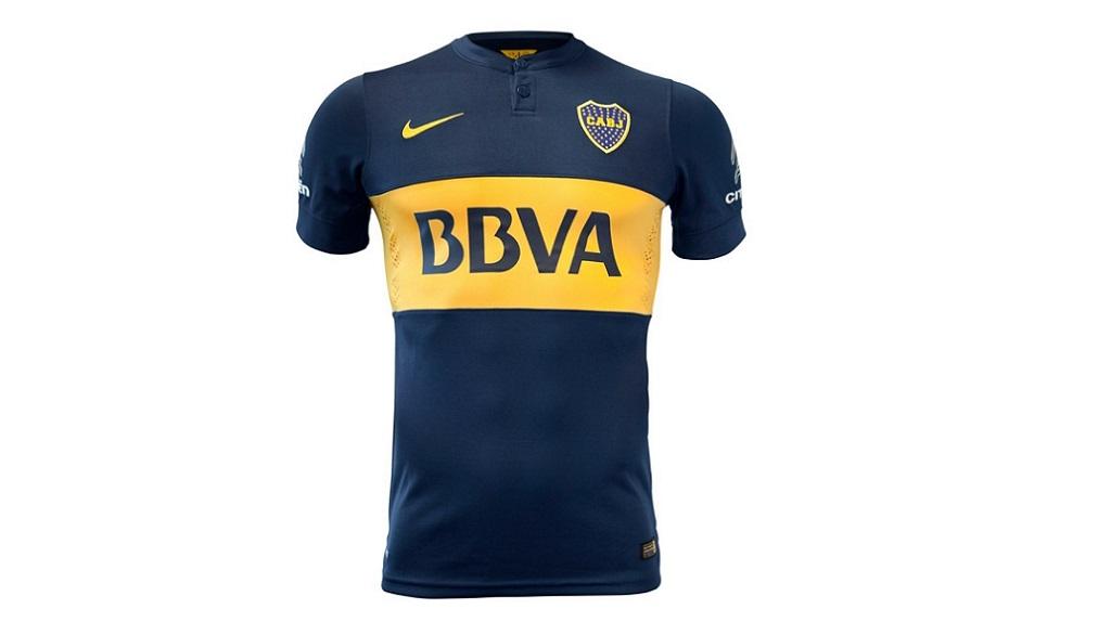 Camiseta Boca Juniors 2014-2015