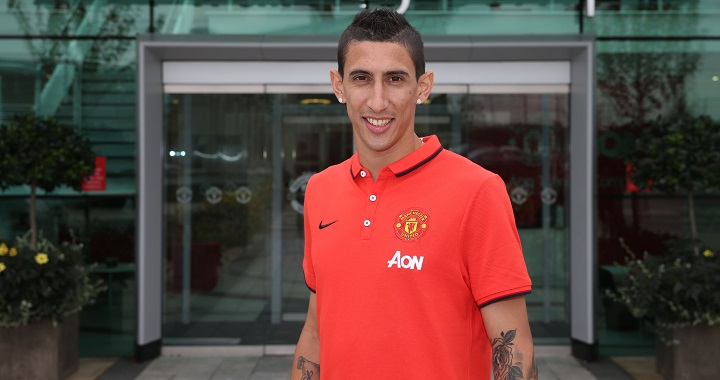 Carta Angel di Maria
