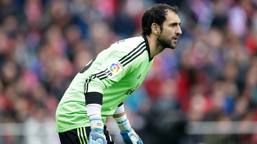 Diego Lopez Madrid