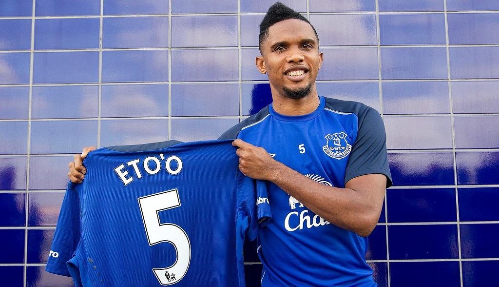 Etoo Everton