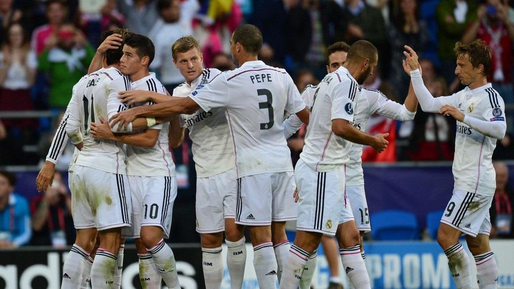 Madrid Sevilla 8