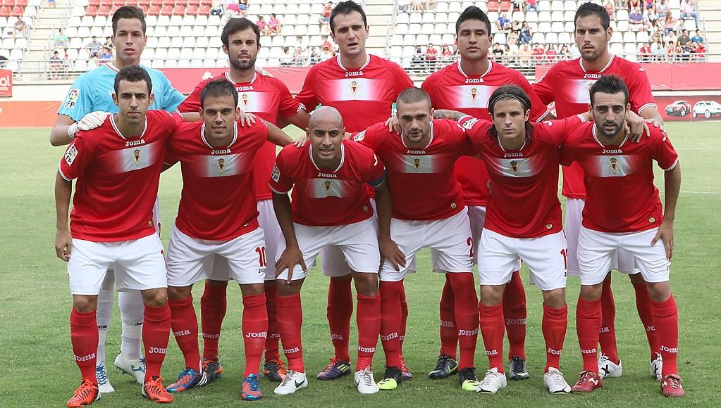 Real Murcia plantilla