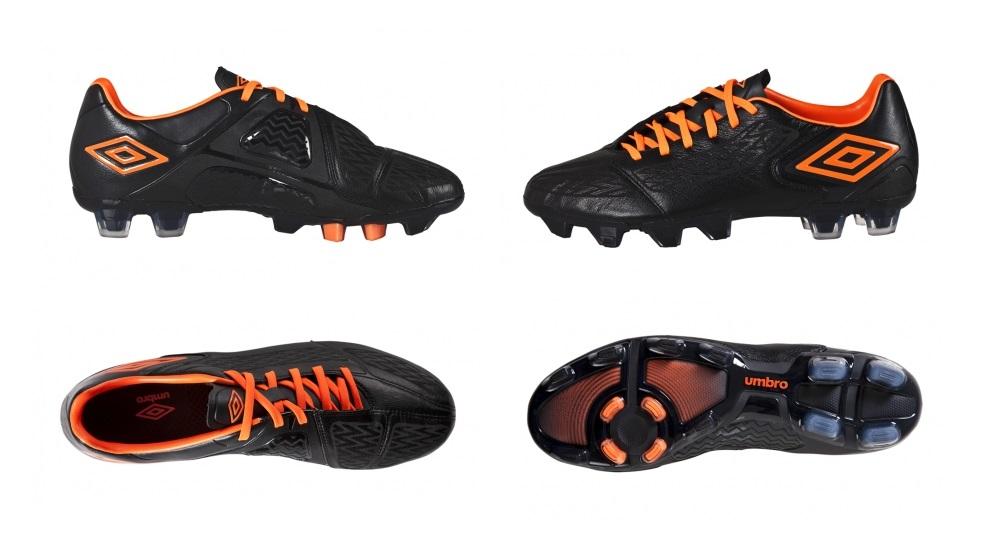 Umbro Geometra II Pro FG Football Boots negras
