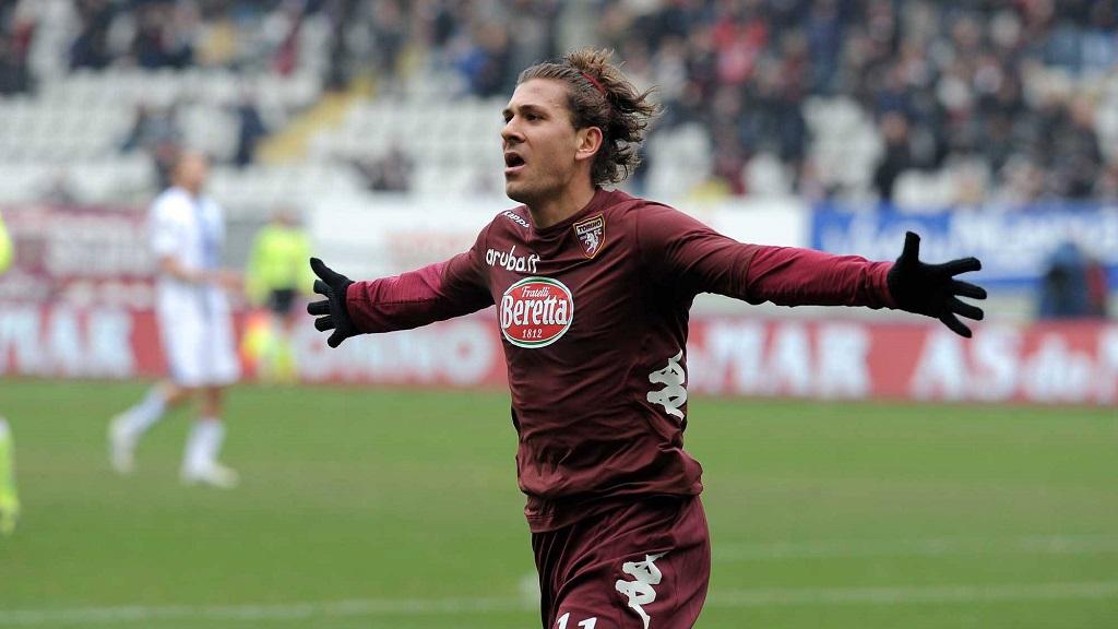 Alessio Cerci celebrando un gol