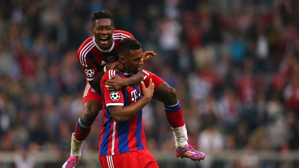 Bayern Munich Manchester City