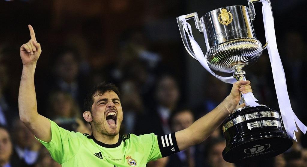 Casillas Copa del Rey
