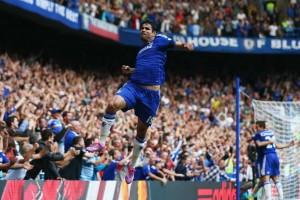 Alexis, Cesc y Diego Costa triunfan en la Premier