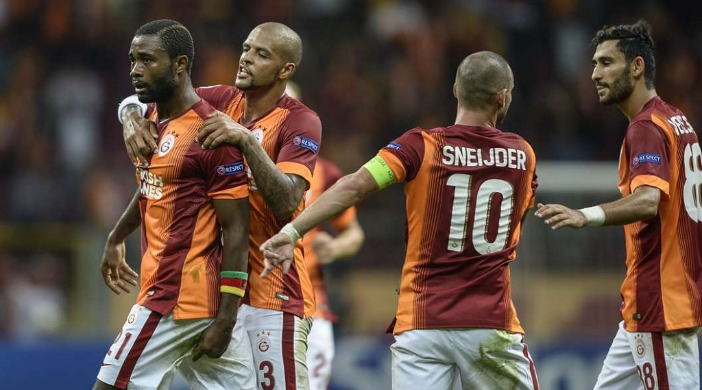 Galatasaray Anderlecht
