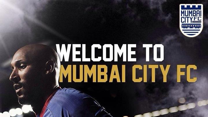 Nicolas Anelka Mumbai City FC