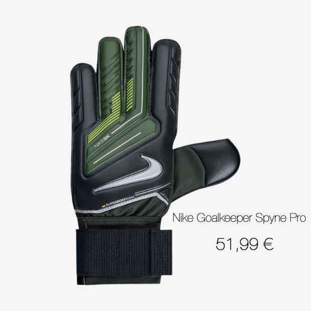 Nike Goalkeeper Spyne Pro - 52 euros
