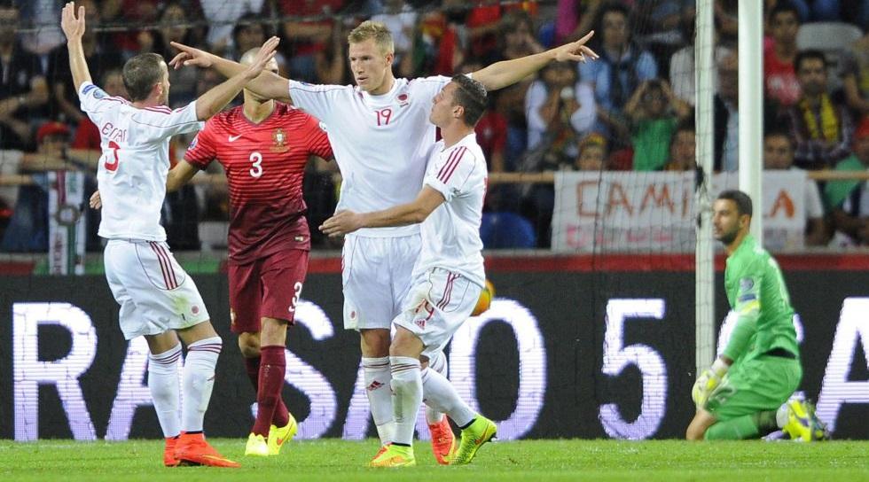 Portugal Albania