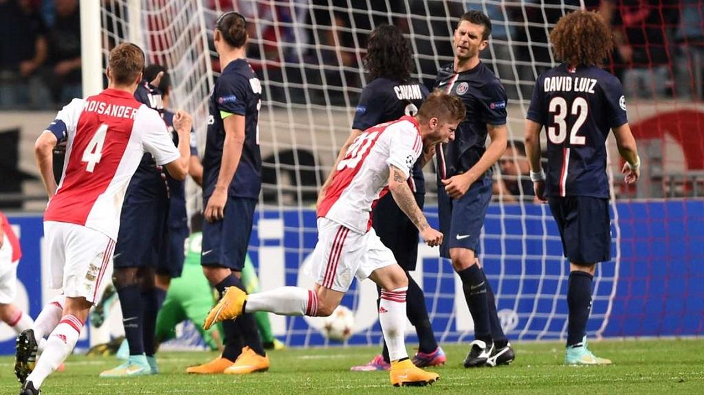 Schone Ajax PSG