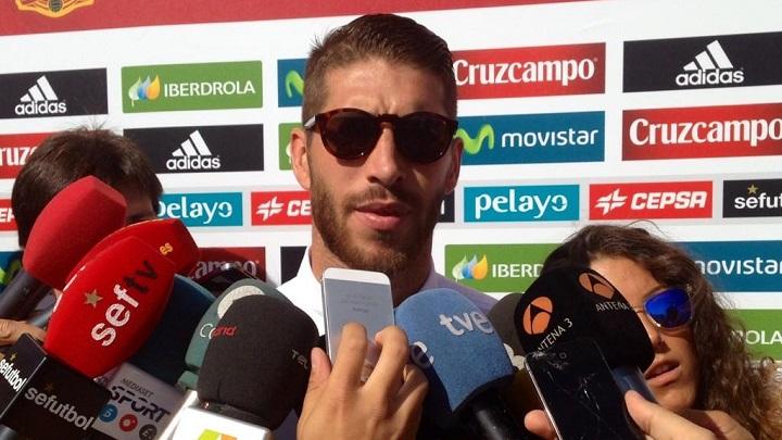 Sergio Ramos seleccion