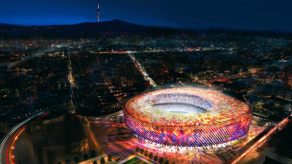 El futuro Camp Nou