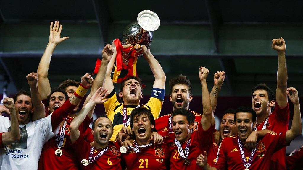 seleccion Eurocopa 2012