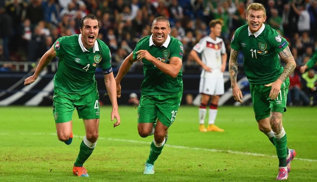 Alemania Irlanda