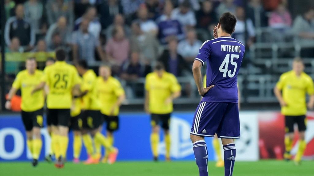 Anderlecht Borussia Dortmund