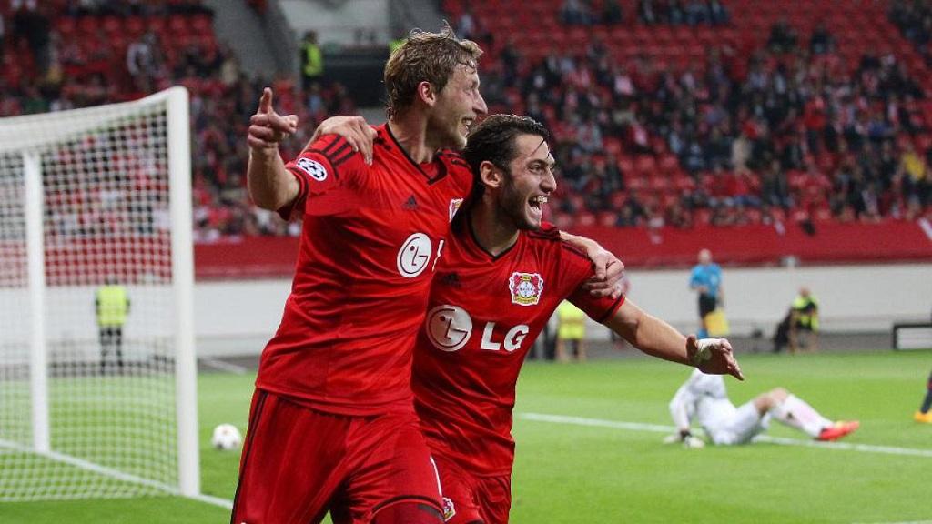 Bayer Leverkusen Benfica