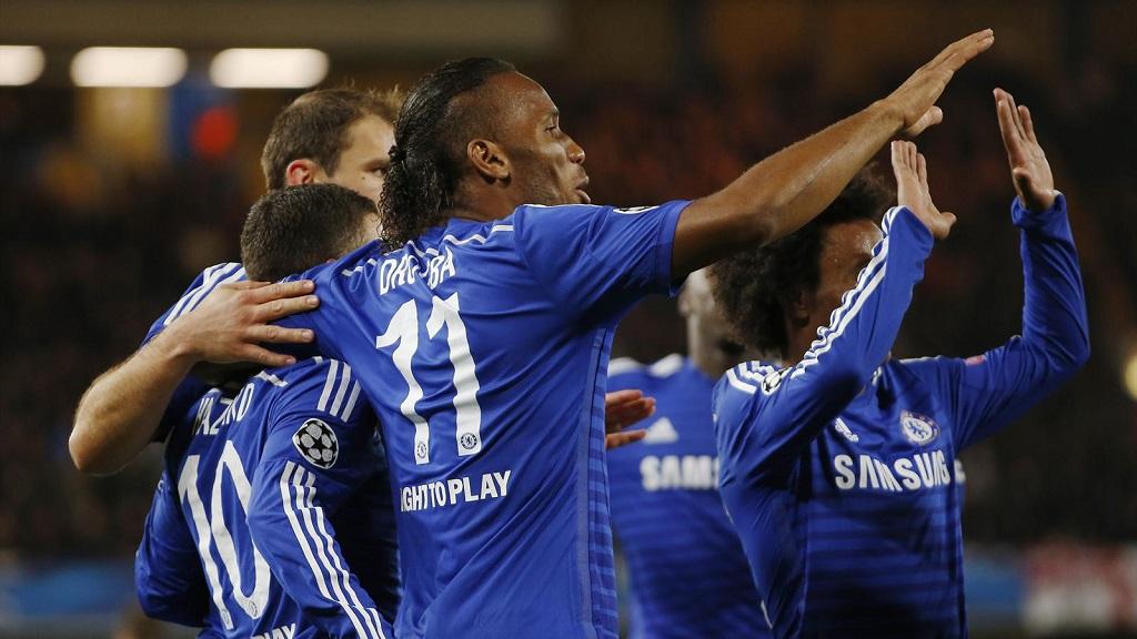 Chelsea Maribor 2