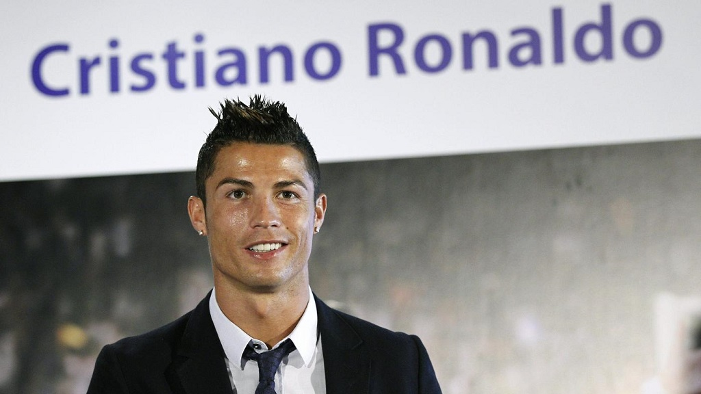 Cristiano Ronaldo renovacion