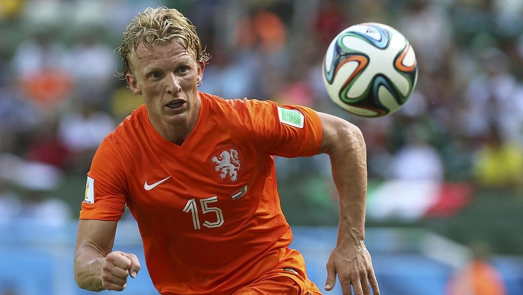 Dirk Kuyt Holanda