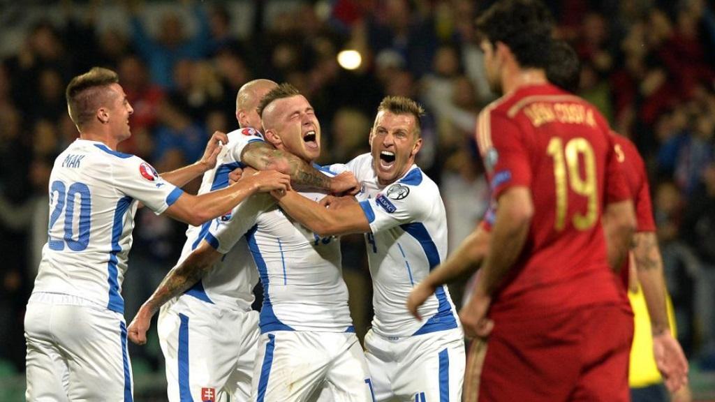 Eslovaquia gol