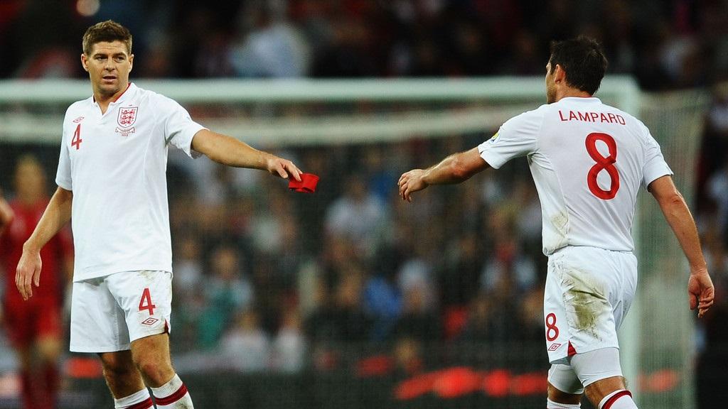 Gerrard y Lampard