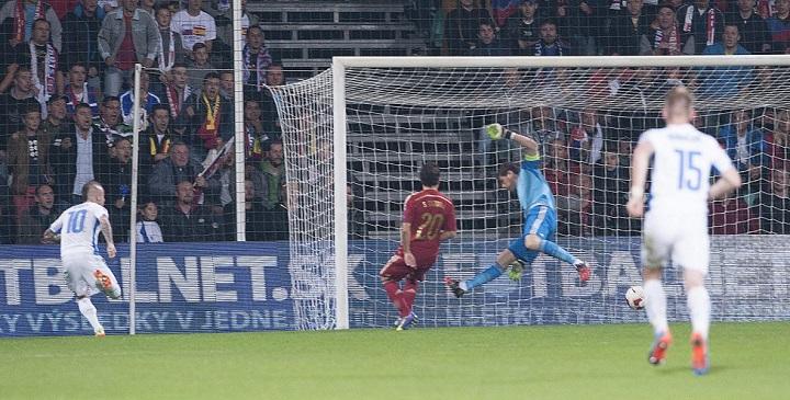 Iker Casillas segundo gol