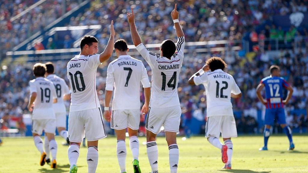 Levante Madrid