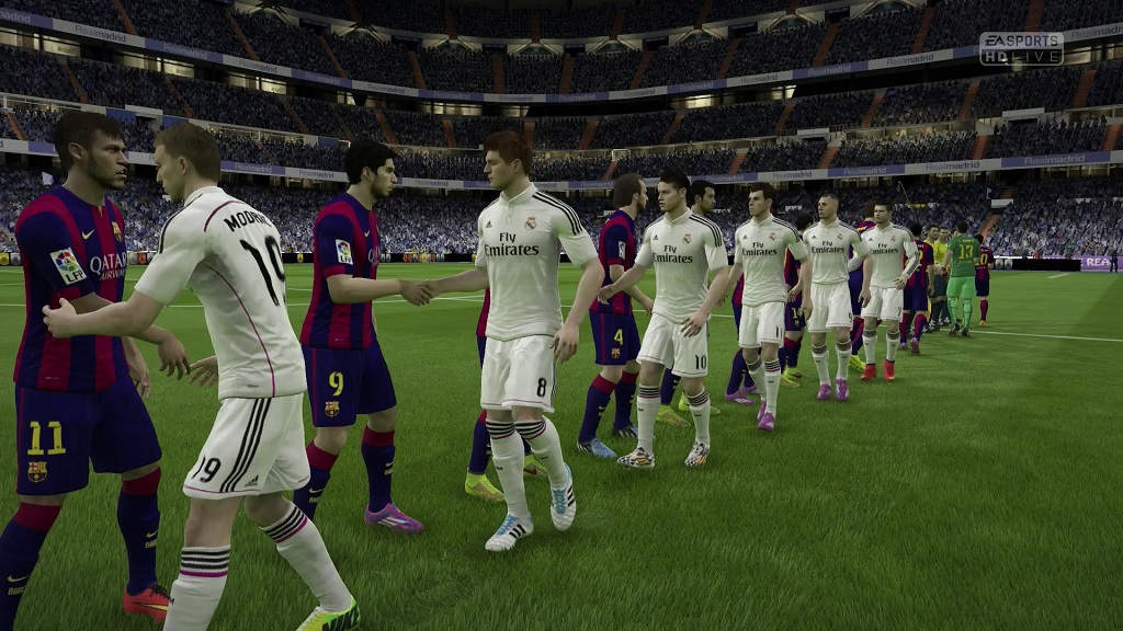 Madrid FIFA 15